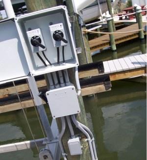 Pedestal For Dock Wiring Diagram  Schematics Diagram