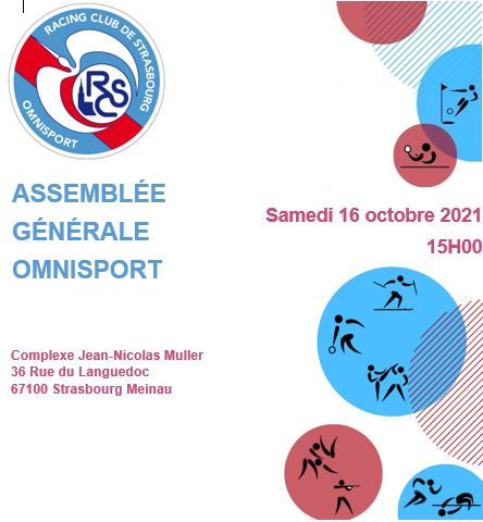Read more about the article AG du RCS Omnisport