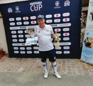 FOOTGOLF CUP ROUFFACH Juillet 2020