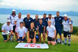 SWISS FOOTGOLF TOUR THE CLASSIC AOUT 2020