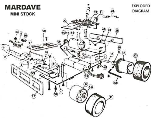 Diagram Simple Street Rod Wiring Diagram Todd Mendez Diagram