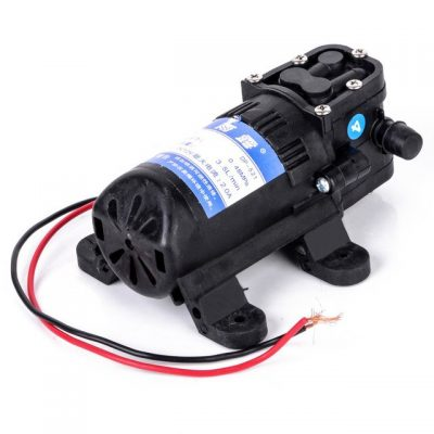 12V High Pressure Agricultural Electric Water Pump