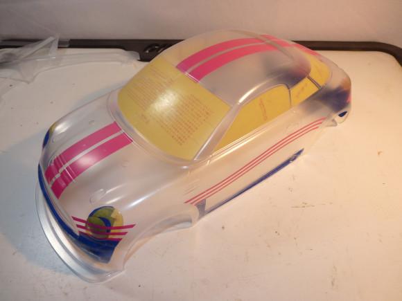 Car Rc Vinyl Paint Masks
