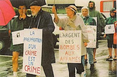 Théodore Monod : « La préparation d'un crime est un crime »