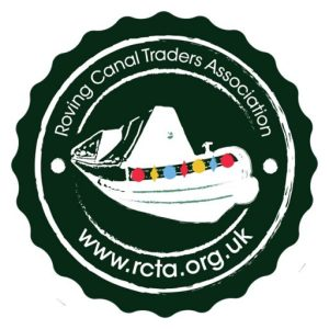 Roving Canal Traders Association Logo