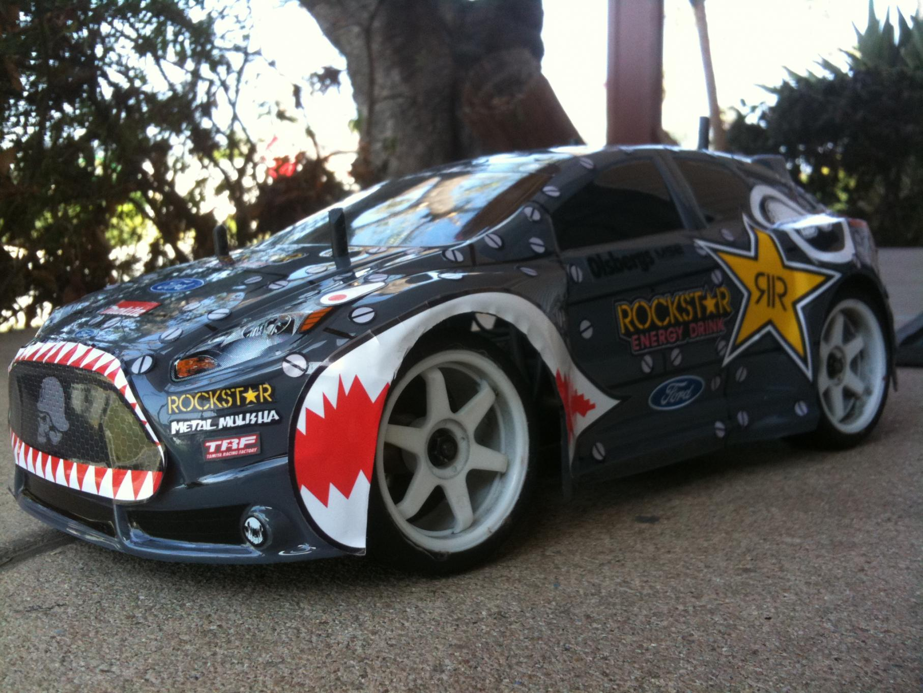 Traxxas All New 1 16 Rally Car Page 20 R C Tech Forums