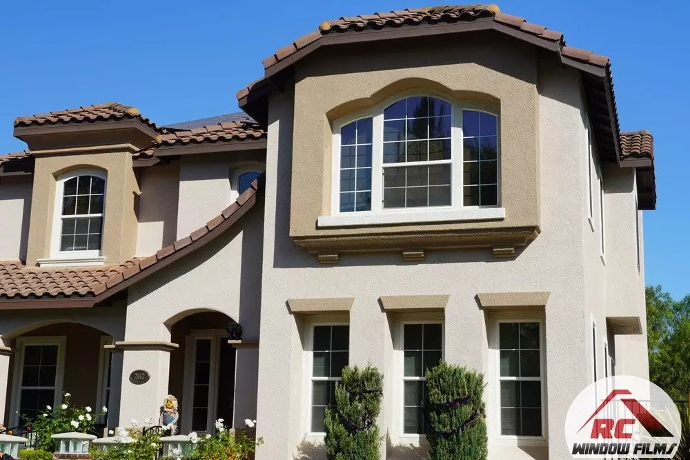 Carlsbad home blocking 60 % of heat by tinting home windows