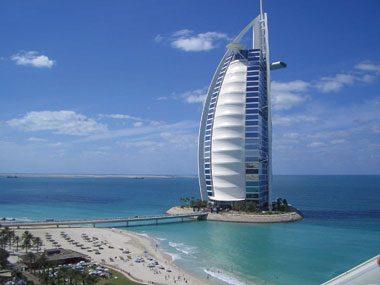 3. Burj Al Arab Hotel, Dubai
