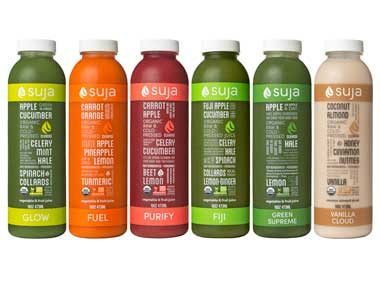 Your Mission: Start drinking a healthy juice at least once a week
