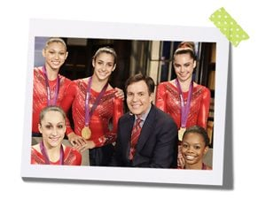 bob costas olympic gymnasts