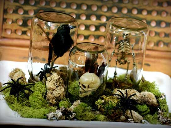 Cheap Halloween Decorations 12 Easy Homemade Ideas