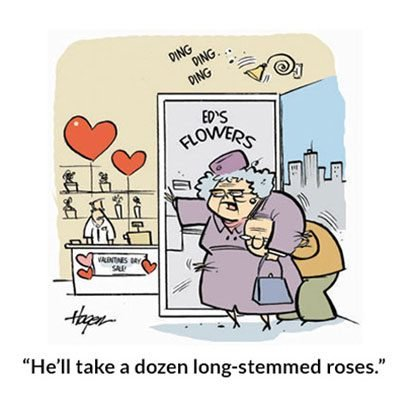 Funny Cartoons About Getting Older Readers Digest