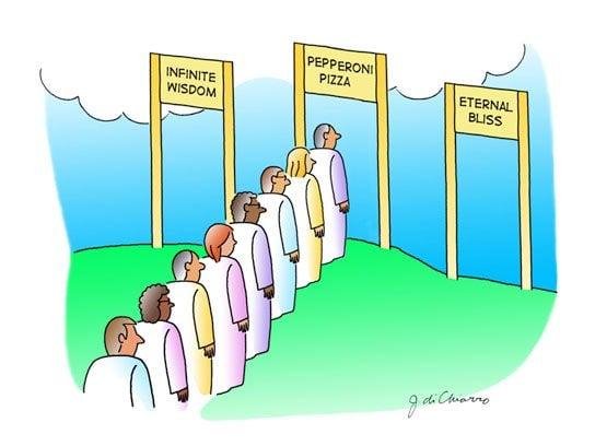 Church Etiquette Cartoons