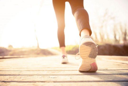 comment perdre du poids marche rapide