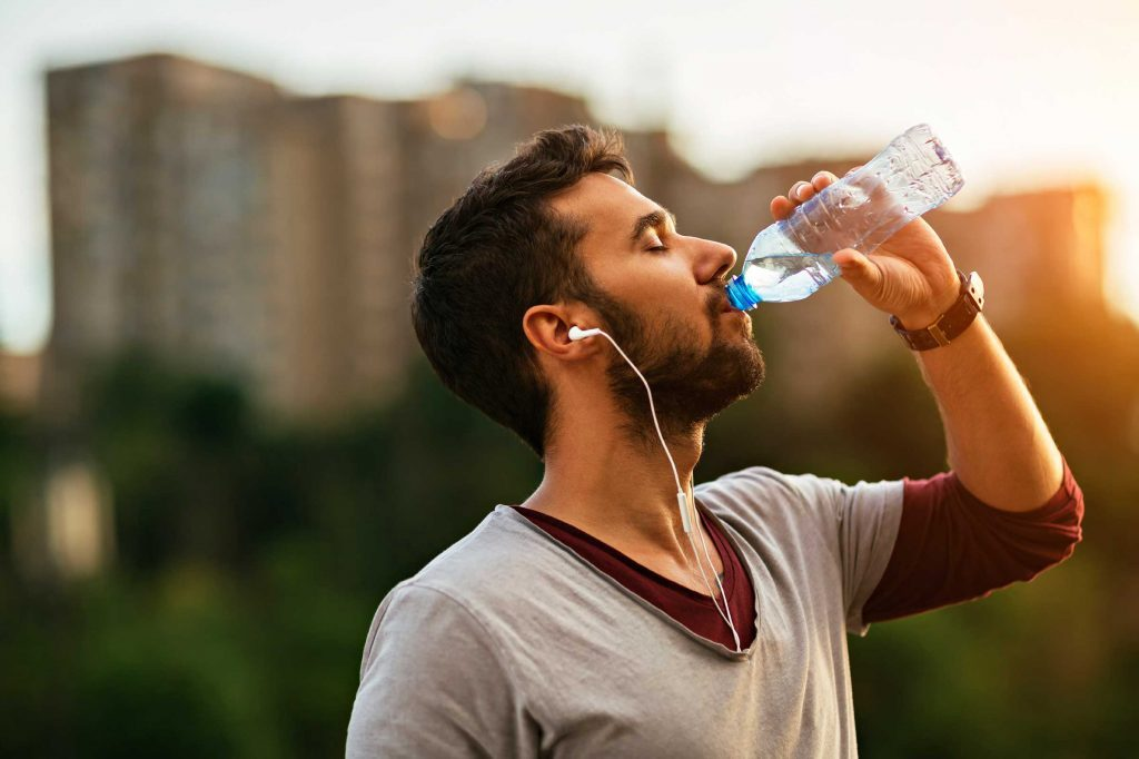 how to lose weight fast water