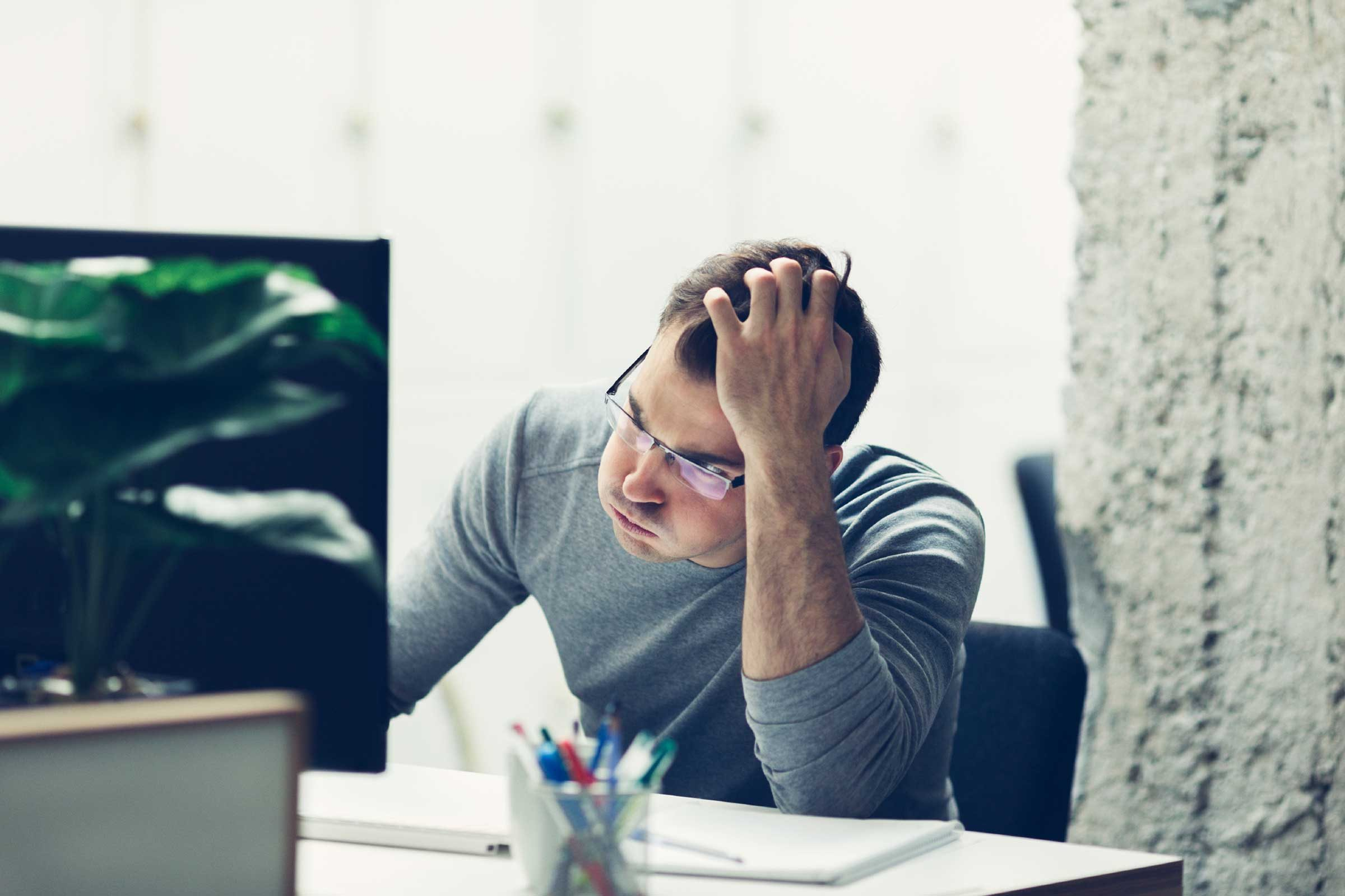 Don't: Tackle an important project at work