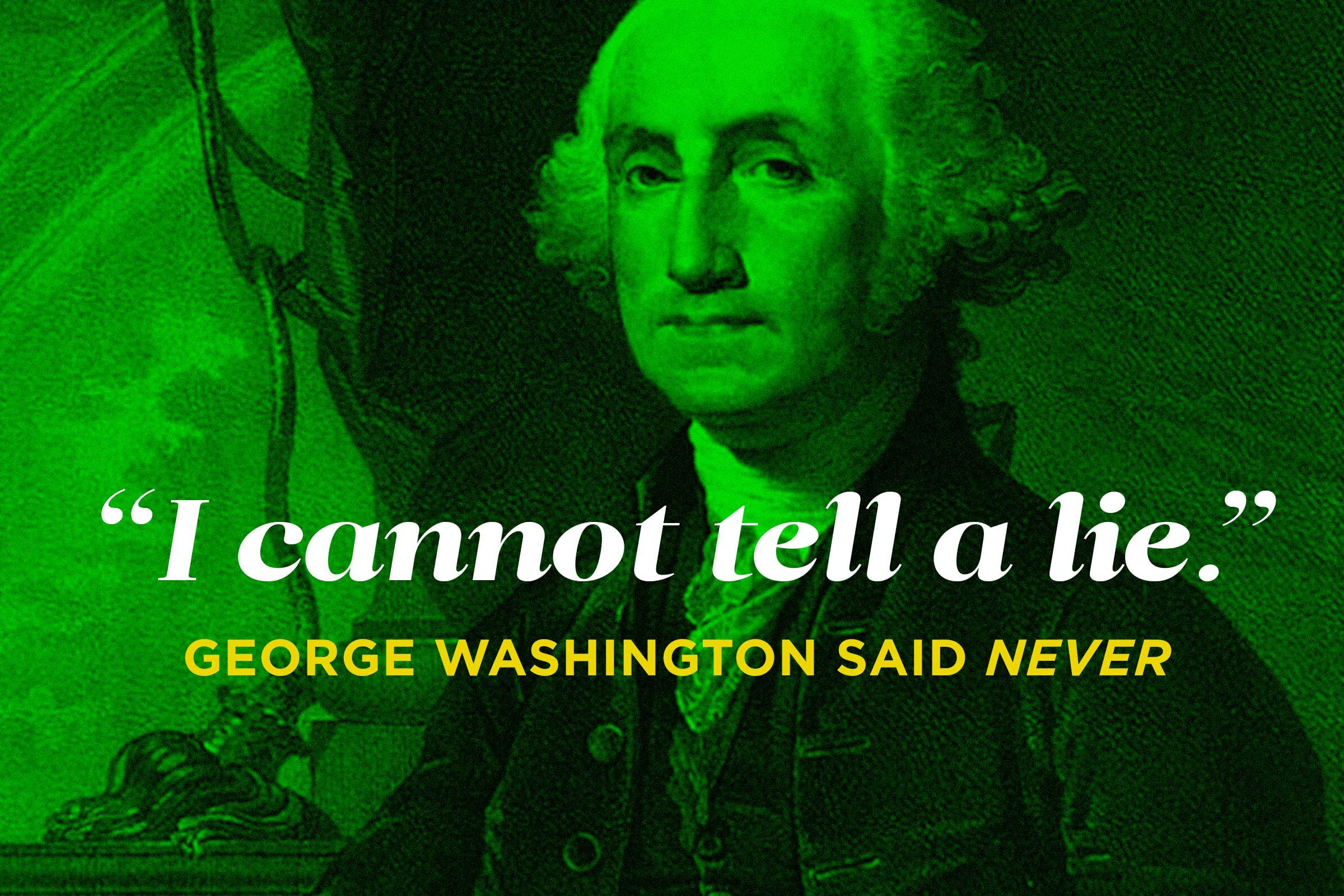Fake President Quotes 12 Commonly Misquoted Lines