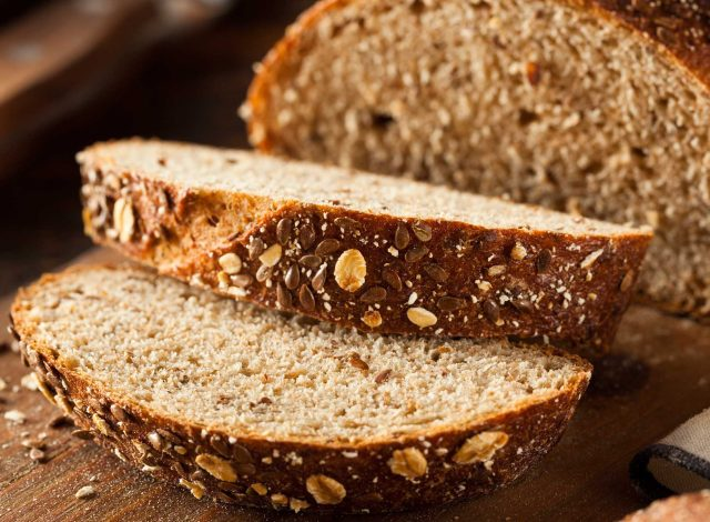 Image result for eating healthy bread
