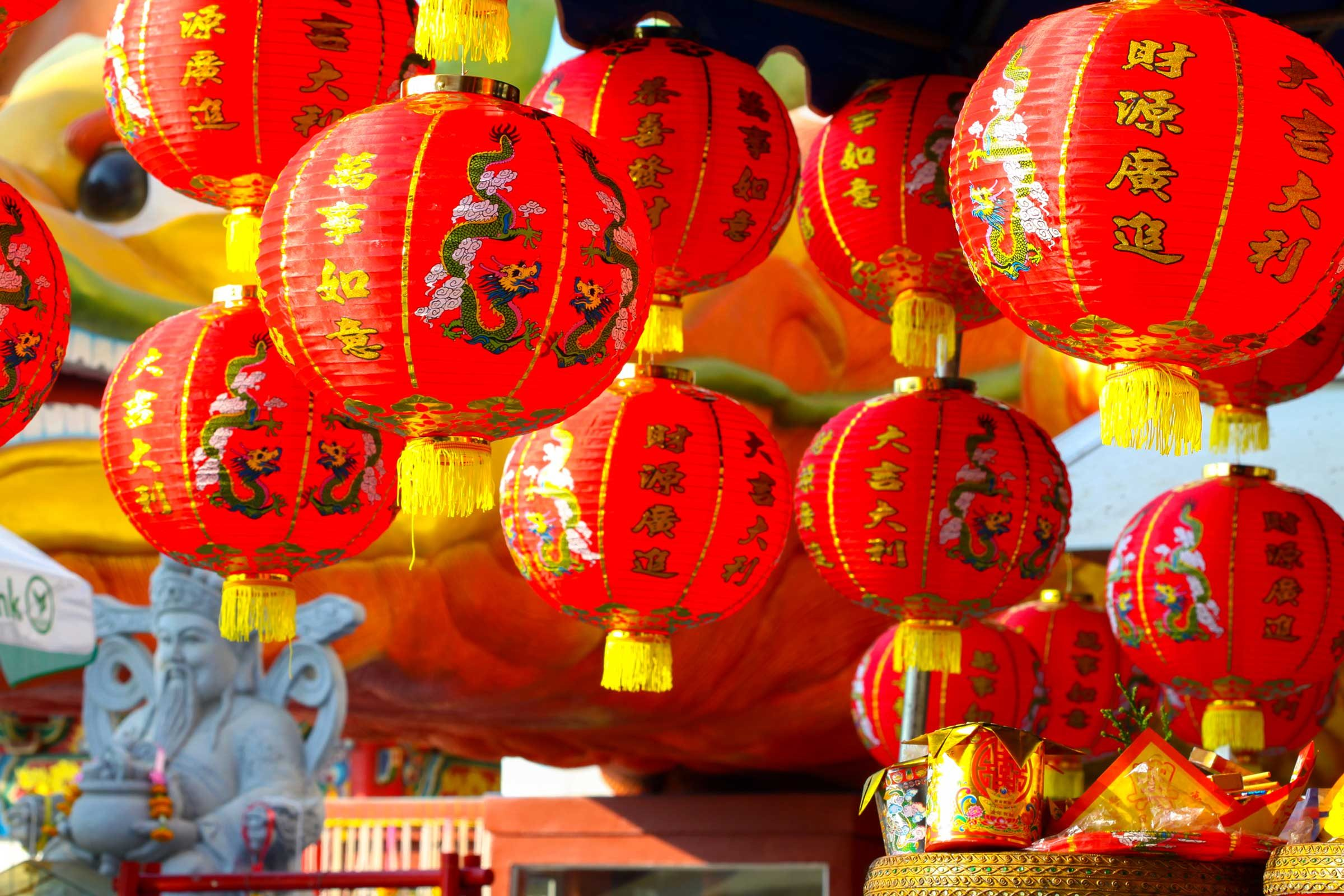Why Red Is The Color Of Chinese New Year