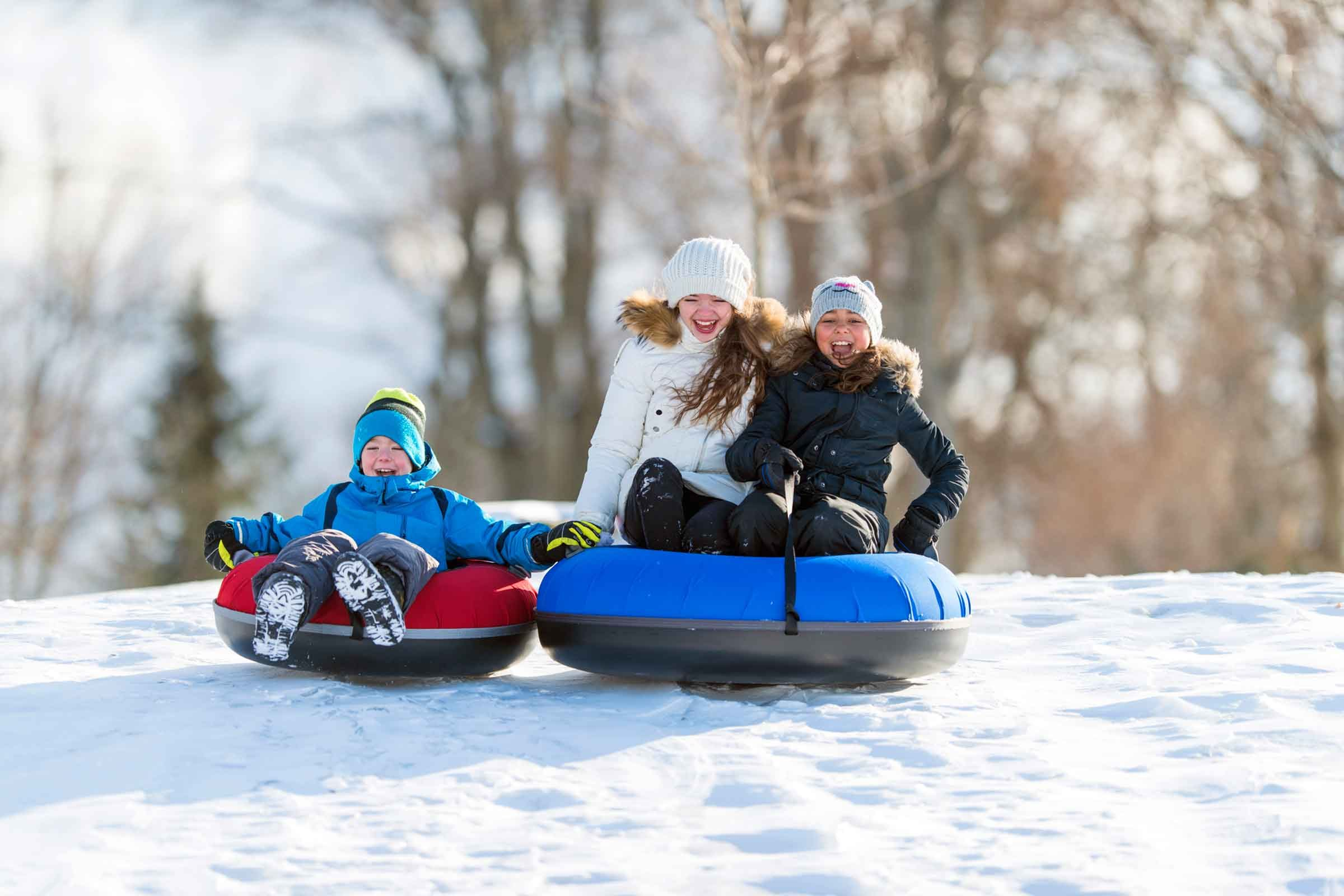 Snow Day Activities For Your Whole Family