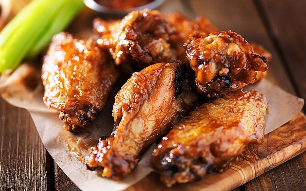 Menu De Buffalo Wings