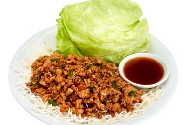 04-healthiest-chinese-food-dishes-Traditional-Chicken-Lettuce-Wraps-via-pandaexpress.com
