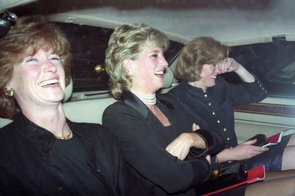 Princess Diana's Sisters: Lady Sarah and Lady Jane ...