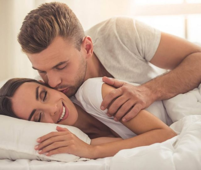 Having Sex Once Will Keep You Happy This