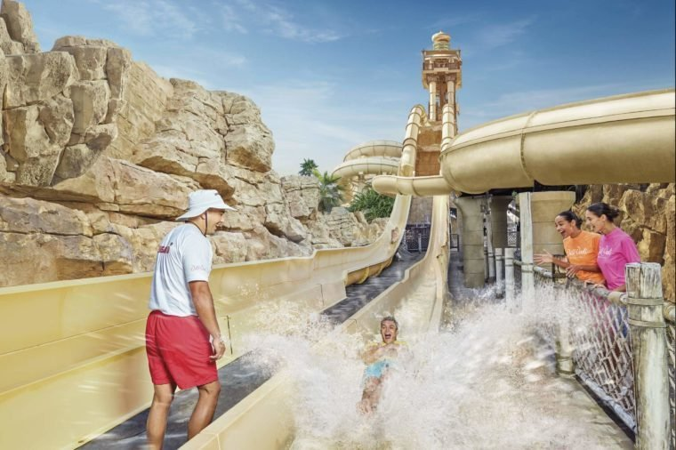 The Coolest Water Slides in the World