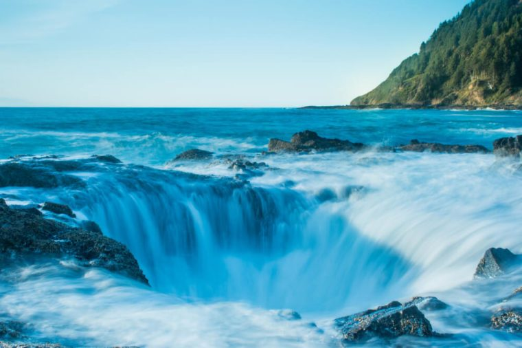 Inside out - Thor's well.