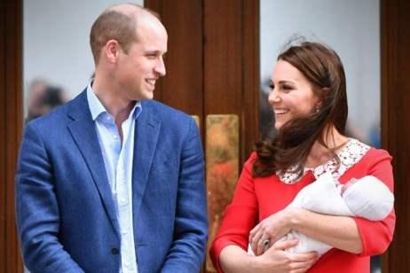 Image result for kate middleton new baby