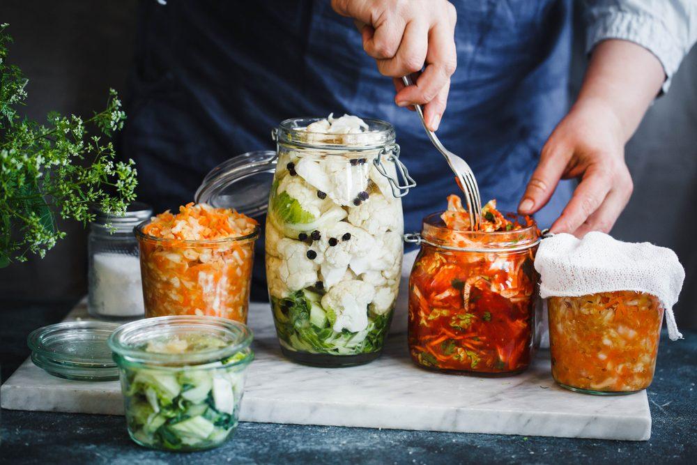 أفضل 15 أغذية لمعدتك