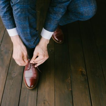 14 Ways Podiatrists Say You're Killing Your Feet