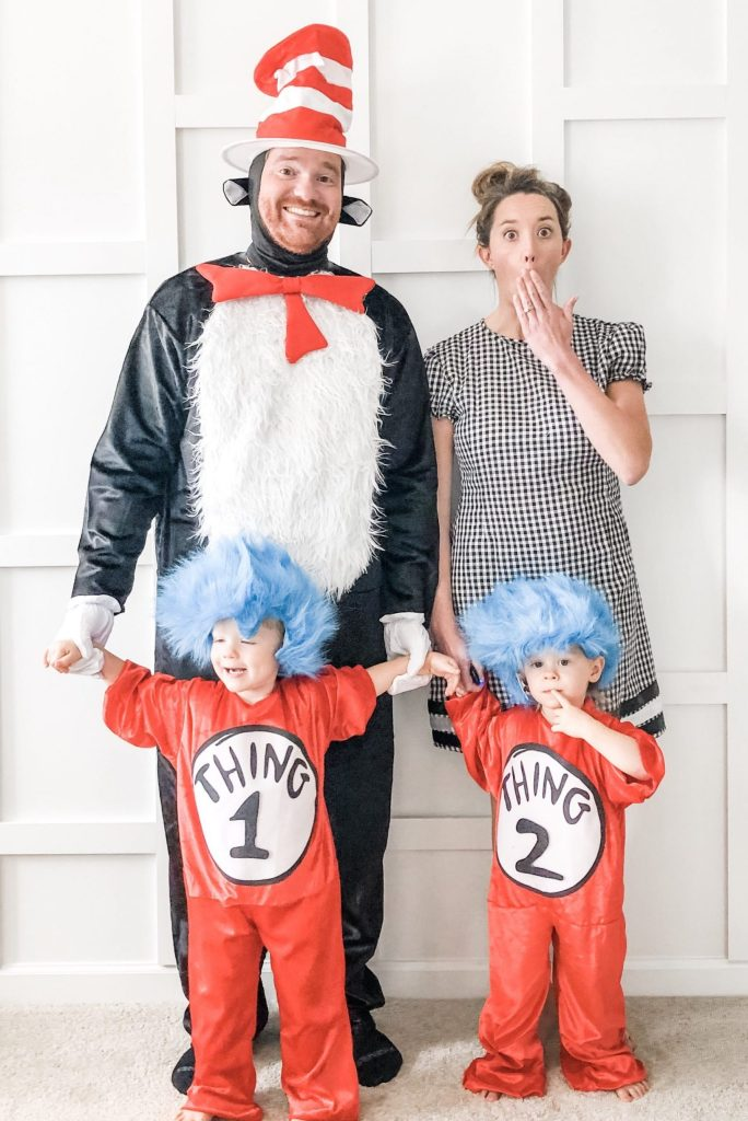 Your undead brood is invited to a party that's going to rock the graveyard, so you'd better dress the part. 34 Best Family Halloween Costumes 2021 Matching Family Halloween Costumes