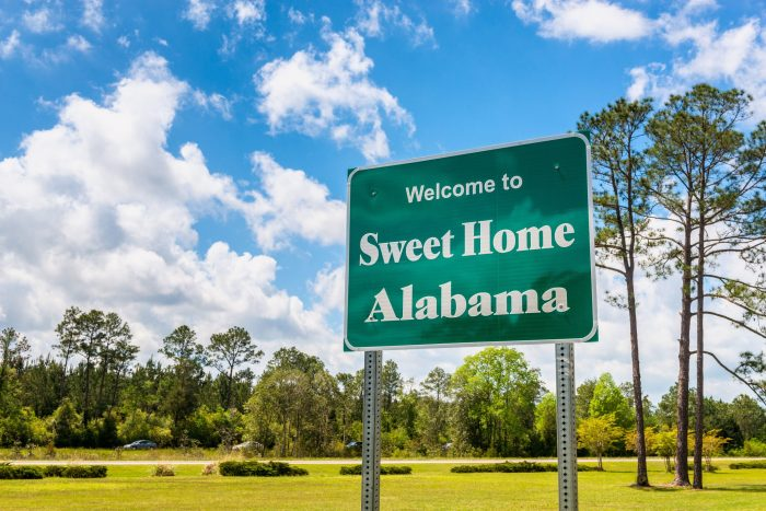 Ronnie van zant, the lead singer of lynyrd skynyrd, was … The Welcome Sign From Every State In America Reader S Digest