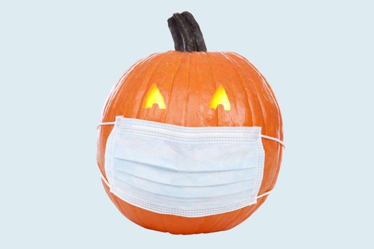 pumpkin halloween covid