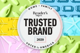Reader's Digest Trusted Brands