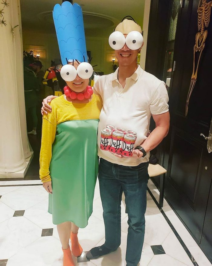 Every year, there's that one superhero film, hit tv show or viral meme that inspires everyone's costume ideas when halloween rolls around. 61 Best Couple Halloween Costumes 2021 Fun Cute Couple Costumes