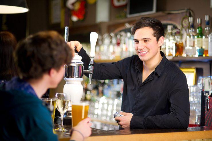 Image result for drink and talk bartender