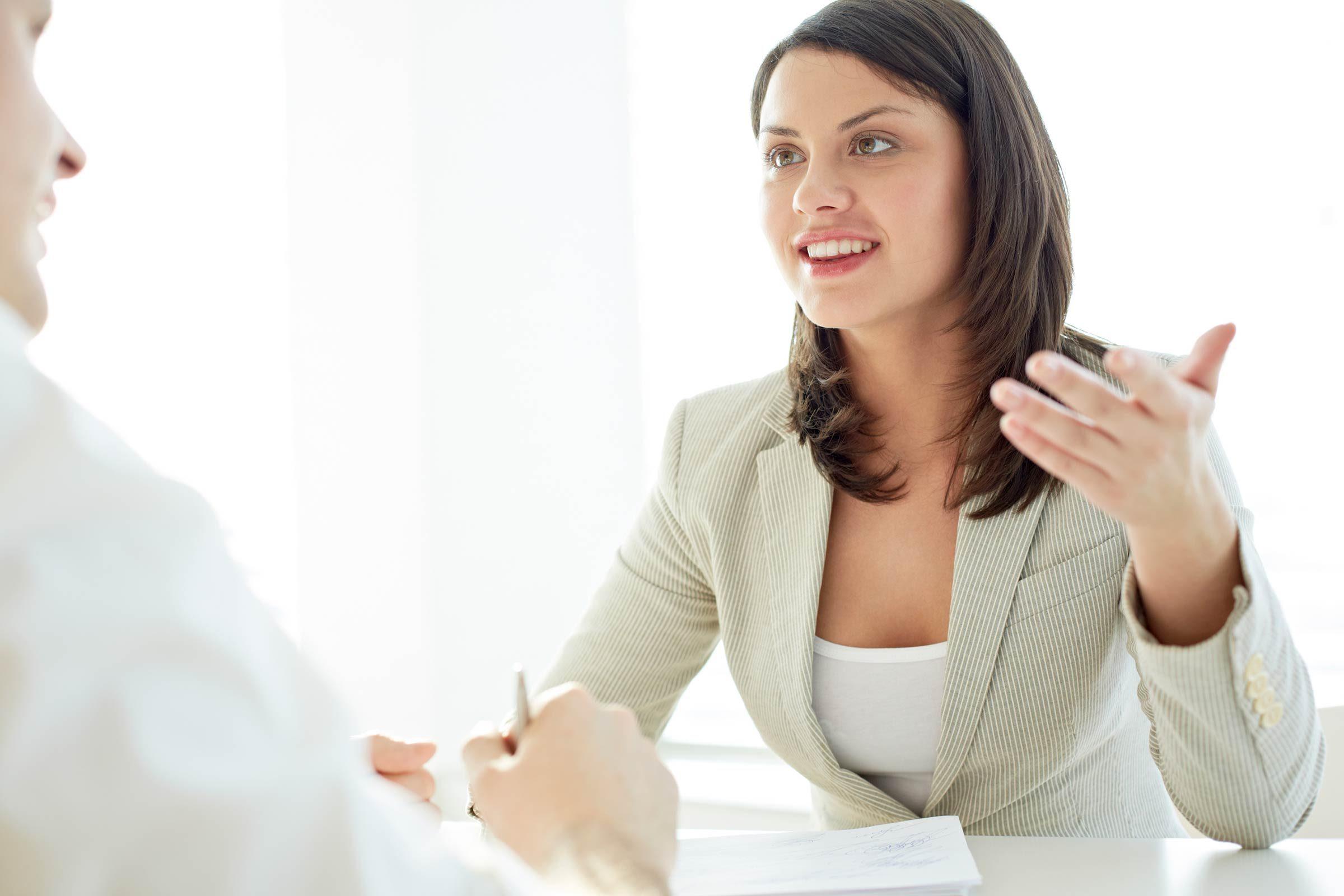 Body Language During Job Interviews