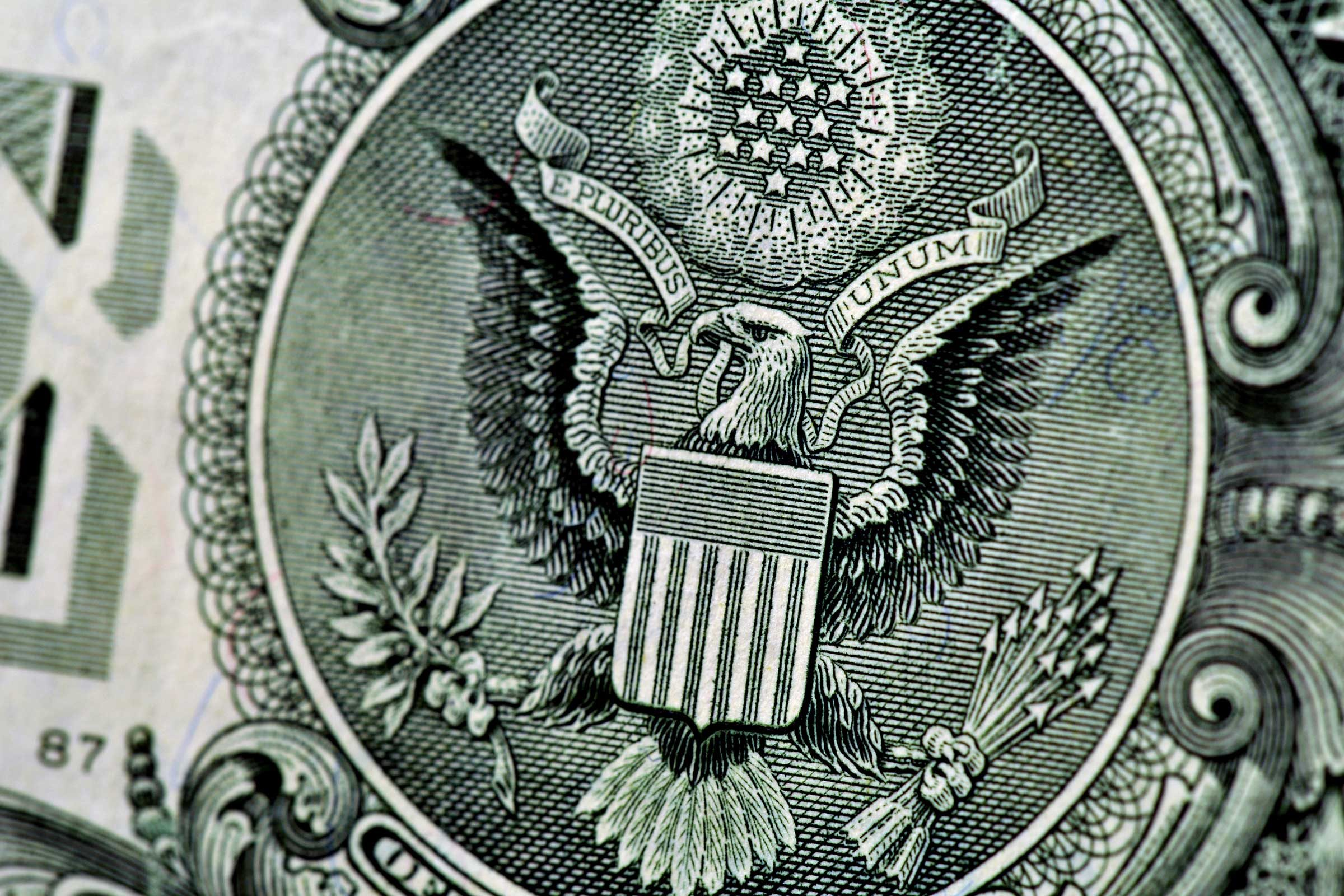 Dollar Bill Symbols What They Mean