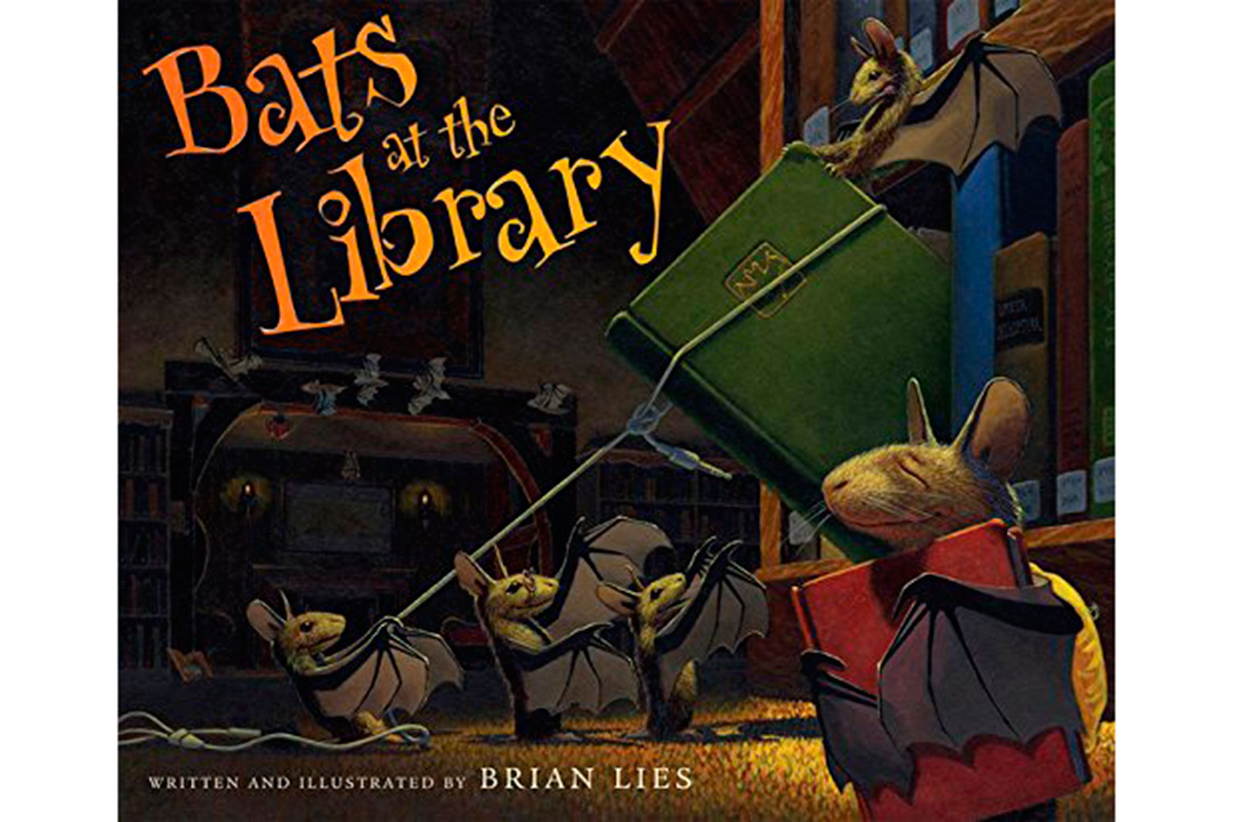 9 Great Halloween Books For Kids