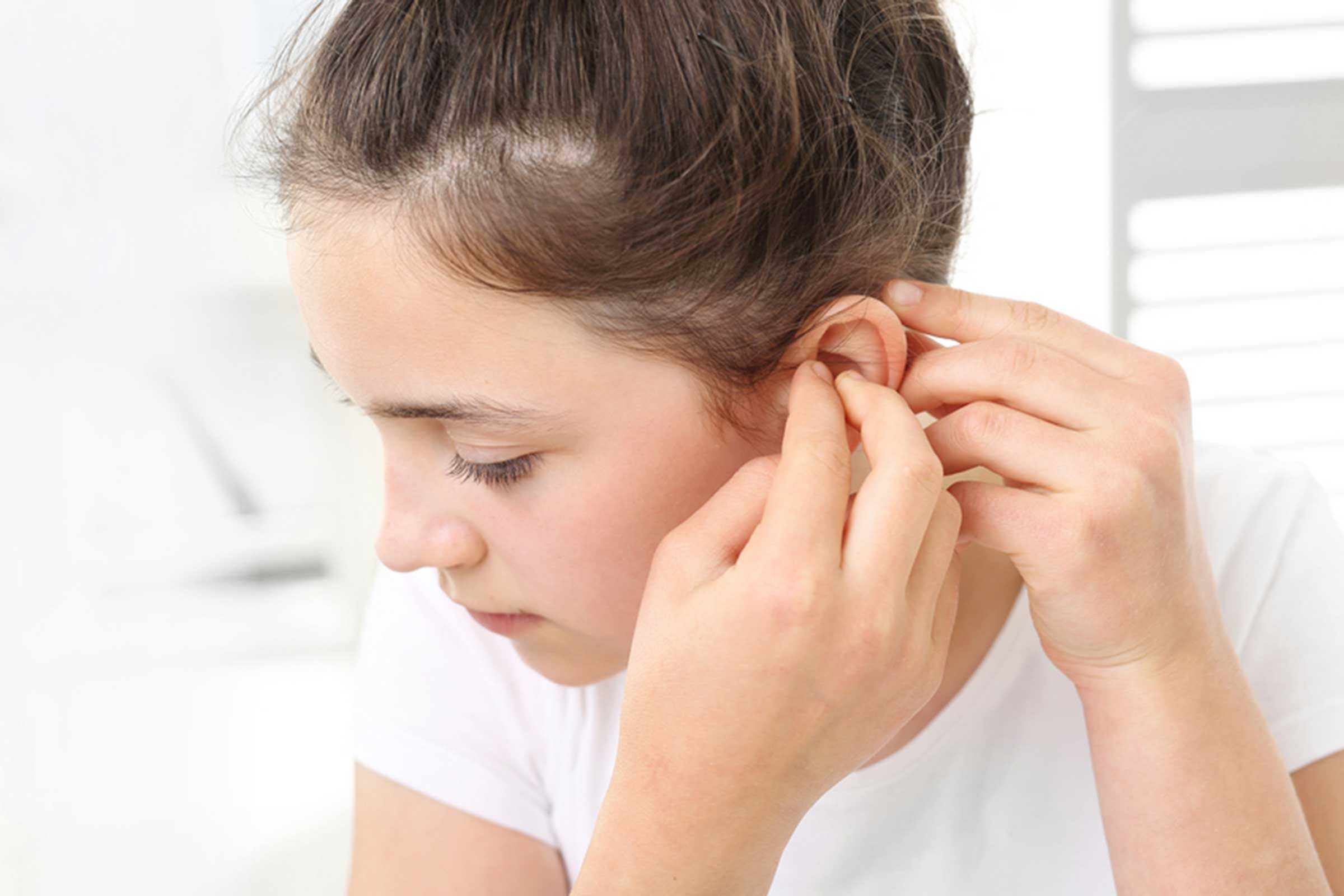 Earache And Ear Infection Home Reme S