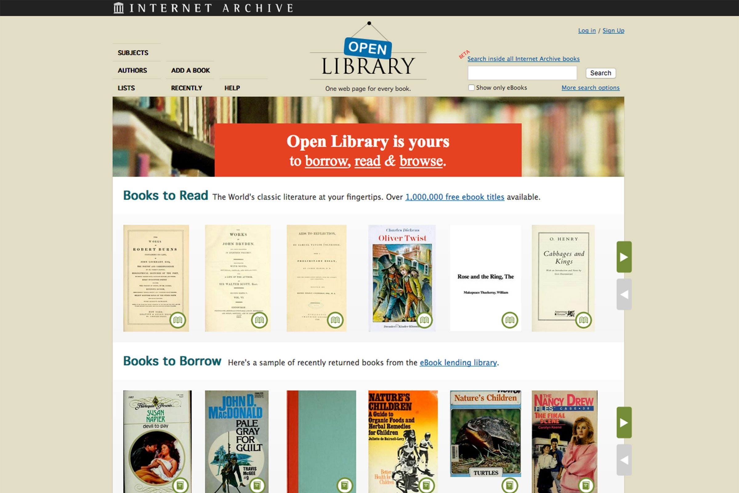 Read Books Online for Free Readers Digest