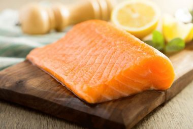 08_Salmon_Foods_That_help_body_muscles