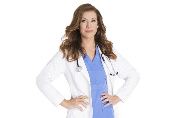 Grey's Anatomy Star Kate Walsh on Surviving a Brain Tumor ...