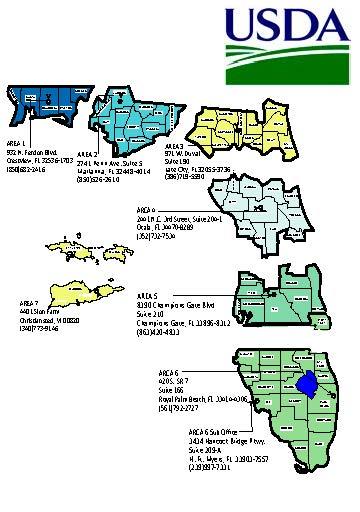 Gadsden Fl Map Counties And Cities