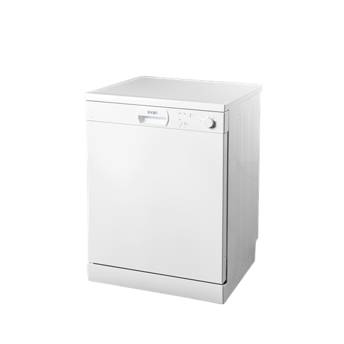 DISHWASHER SVAN WHITE 60 CMS SVJ302