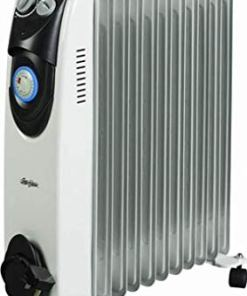 OIL RADIATOR 2.5 KW WITH TIMER AND 11 ELEMENTS STIRFLOW SOFR25T