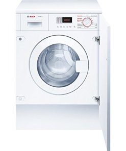 WASHER DRYER FULLY INTEGRATED 7 KG. 1200 RPM BOSCH WKD24361EE